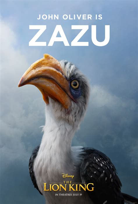 lion king character posters show  realistic