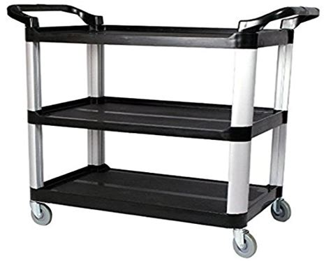 Large Size Utility Cart, Multi-purpose 3 Shelf Cart With Heavy Duty Plastic Shelves And Plastic Dip Green Bulk Forks Tube Covers Dock Floats Tea Cups For Kids Party Free Canvas Pattern Surgeons In Westchester Ny Best Surgeon Nyc