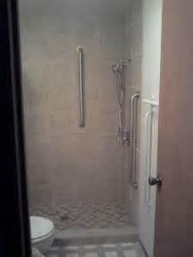 Tiled Walk In Showers by 5 Foot Walk In Tile Shower