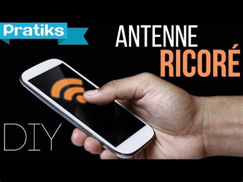 comment faire une antenne ricor 233 pour le wifi