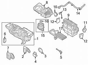 Ford Taurus X Hvac Heater Core  Control  Temp  Auto