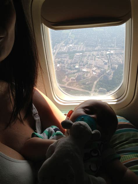 Get Your Baby To Sleep On Planes Family Travel Guide