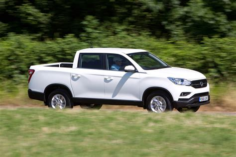 SsangYong Musso review | Auto Express