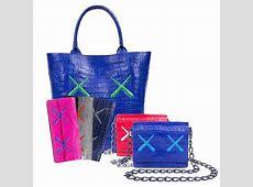 Releases KAWS x Nancy Gonzalez Handbag Collection