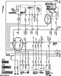 1991 Dodge Stealth Wiring Diagram