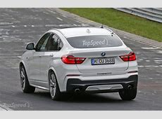 Comparison BMW X4 xDrive35i 2016 vs BMW X3 xDrive