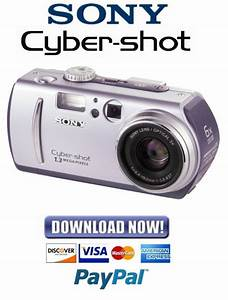 Sony Cybershot Dsc P30   P50 Service Manual  U0026 Repair Guides