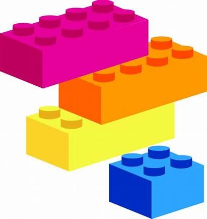 Clip Lego Clipart Borders Blocks Batman Legos