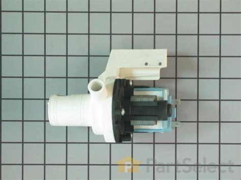 Wdx Drain Pump Partselect