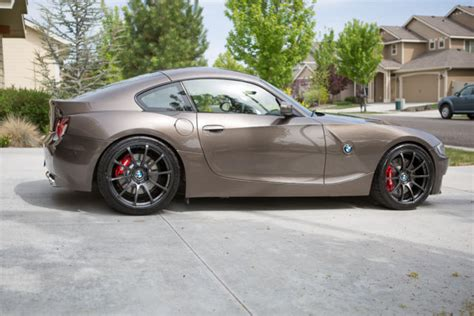 2008 Bmw M by 2008 Bmw Z4 M Coupe 2 Door 3 2l Sepang Bronze