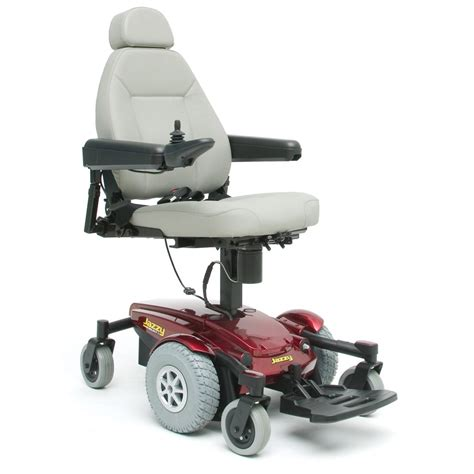 Jazzy Select Power Chairs by Jazzy Select 6 Powerchair Buy Best Price Electric