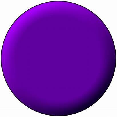 Purple Svg Button Circle Background Morado Colour