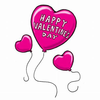 Valentine Clip Valentines Clipart Balloons Cliparts Happy