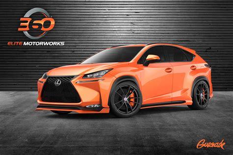 Lexus Nx Modification by 2015 Lexus Nx 200t F Sport Elite Motorworks News And
