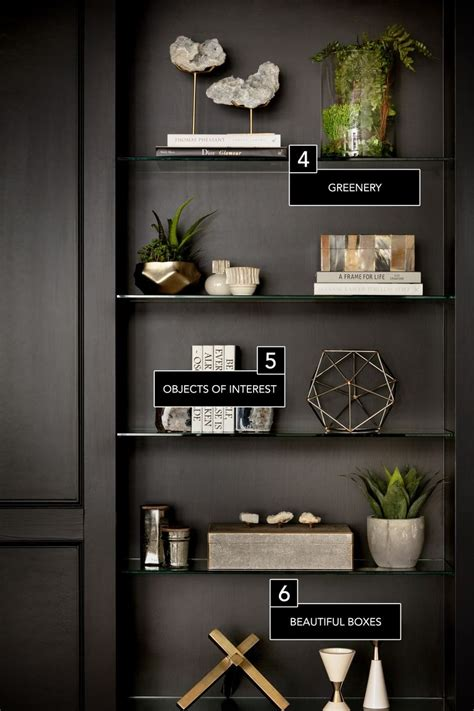 Decorating Ideas To Lighten A Room by The Science Of Bookshelf Arrangement 6 Ideas To