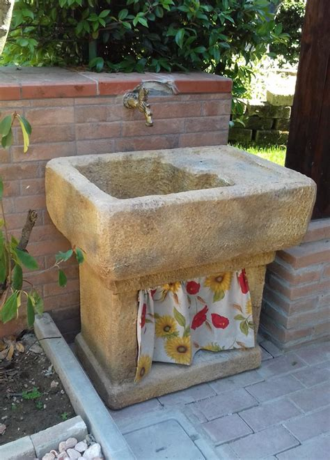 lavelli giardino lavello da giardino trasimeno r c di rinaldi geom franco