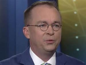"""Chris Wallace vs. Mick Mulvaney: """"Clear Pattern"""" Of Trump ..."""