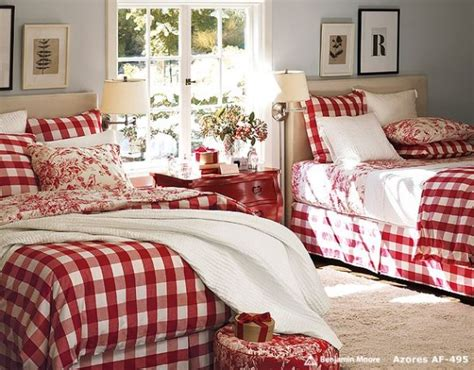 christmas bedroom decorating ideas photo collections