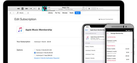 Manage Your Apple Music Subscription