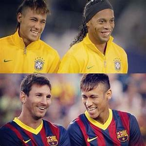 Legends Ronaldinho Messi Neymar   Fútbol   Pinterest
