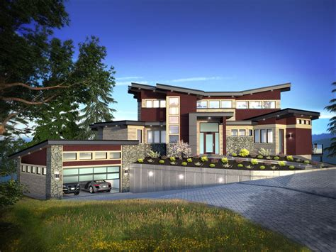custom modern home plans custom home design projects step one design