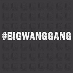 Auto Parts And Vehicles Big Wang Gang Vinyl Decal Sticker