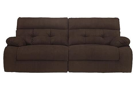 overly power reclining sofa the overly reclining sofa from ashley furniture homestore