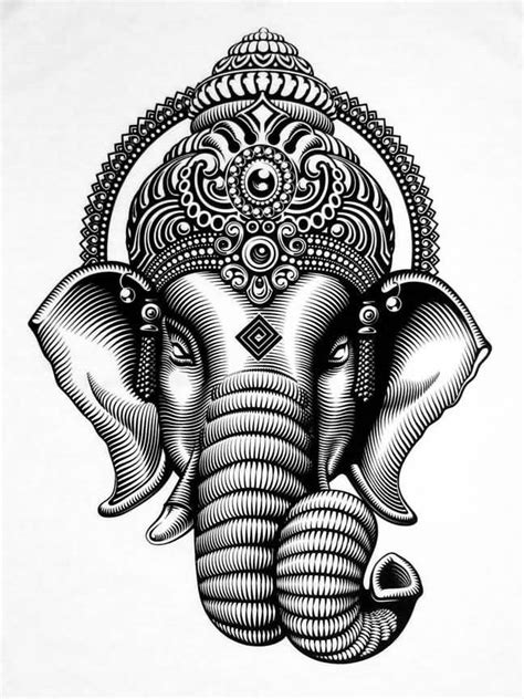 18+ Latest Lord Ganesha Tattoo Designs