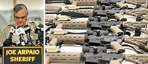 Arizona Sheriff Joe Arpaio Adds AR-15 Rifles After Officer ...