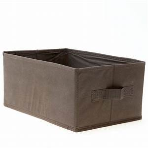 Panier A Linge Pliable : petit panier pliable linge de lit marron kiabi 3 00 ~ Dailycaller-alerts.com Idées de Décoration