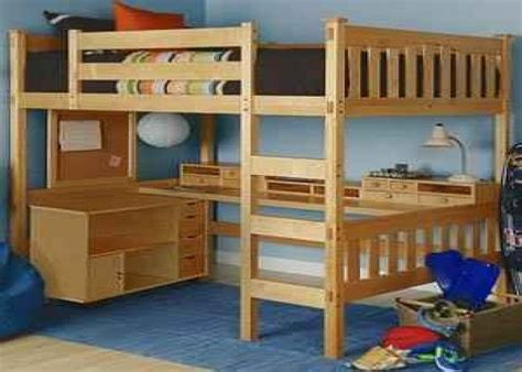 queen size bunk bed with desk desk bunk bed combo full size loft bed w desk underneath