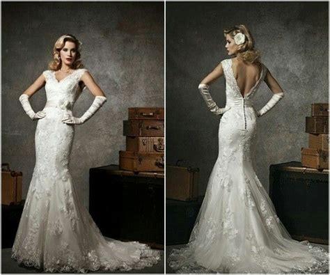 Glamorous, Old Hollywood, Wedding Dress