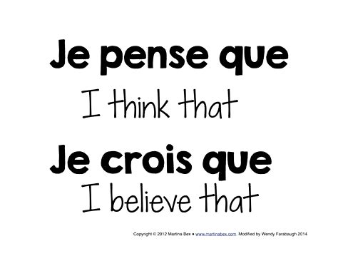 Pin by Løkke Weje on citater   Basic french words, How to ...