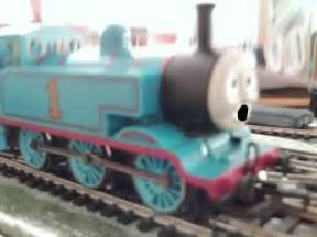 Hornby Thomas Gets Bumped
