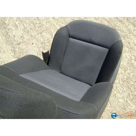 tissus siege coiffe assise siege avant opel astra h tissus gris