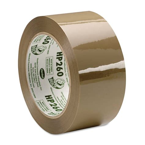 Shop Duck 188in X 60yard Tan Packing Tape At Lowesm