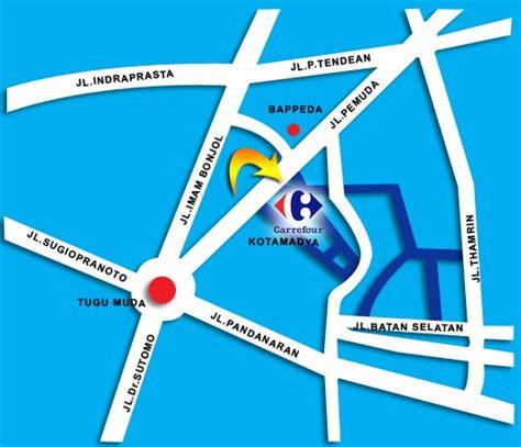 gambar peta kota semarang lengkap gambar peta lengkap