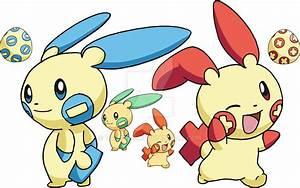 Minun Images | Pokemon Images