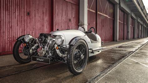The Morgan 3 Wheeler