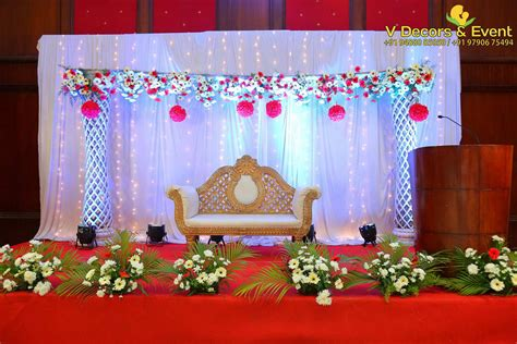 decors   wedding decorations pondicherry