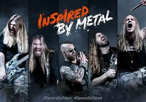 World of Tanks collaborates with Swedish Heavy Metal Band ...