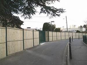 Treillis Soudé Castorama : montage de mur sur l 39 essonne 91 cl tures abreu clotures ~ Melissatoandfro.com Idées de Décoration