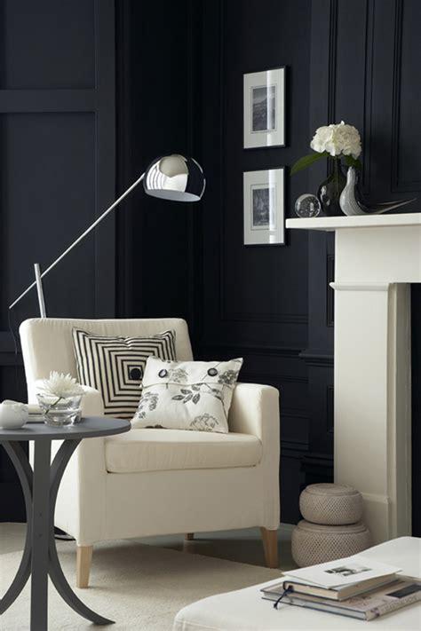 black walls 30 exquisite black wall interiors for a modern home freshome com