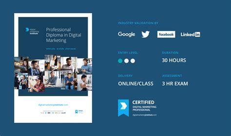 digital marketing course duration learn digital marketing at the digital marketing institute