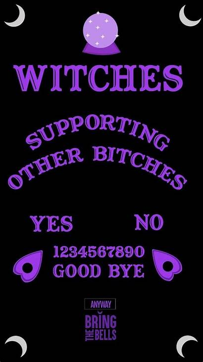 Aesthetic Witch Screen Quotes Iphone Witchy Goth