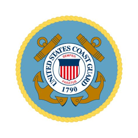 United States Coast Guard logo vector in .eps and .png ...