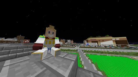blocko  hero minedamia  hero academia story map minecraft map