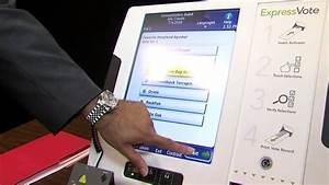 New Voting Machines Ready For Rockville And The 2016 Primary Elections