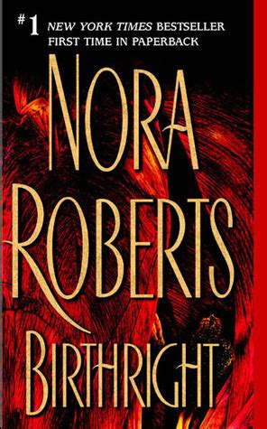 birthright  nora roberts reviews discussion