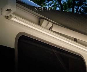 Markise 4m Elektrisch : markisenbeleuchtung zelt led montageschiene 4m schwarz f r omnistor 5200 431497 ~ Whattoseeinmadrid.com Haus und Dekorationen
